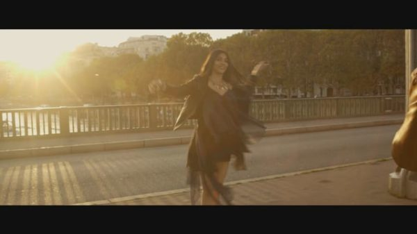 EVA IN PARIS